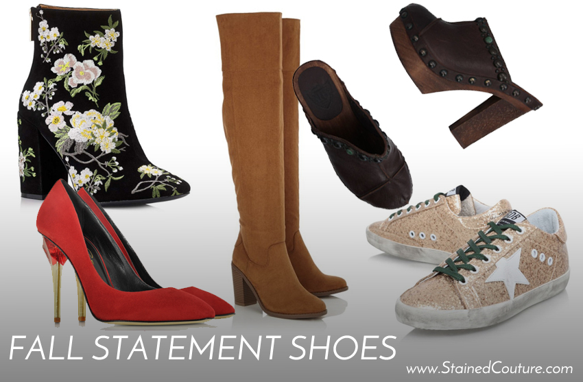 fall statement shoes 2016