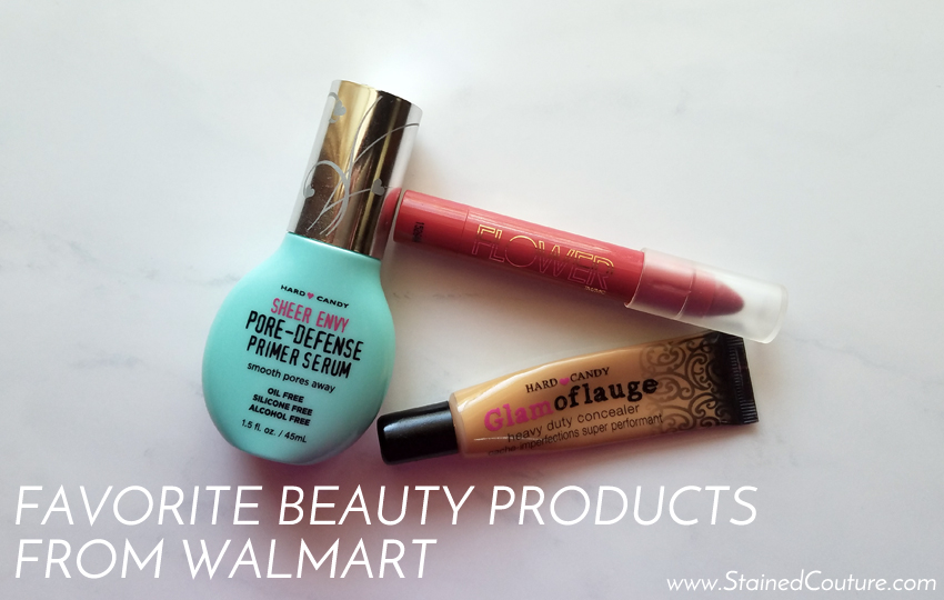 favorite beauty products from walmart