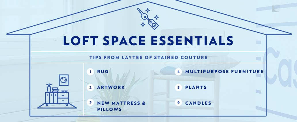 loft space essentials
