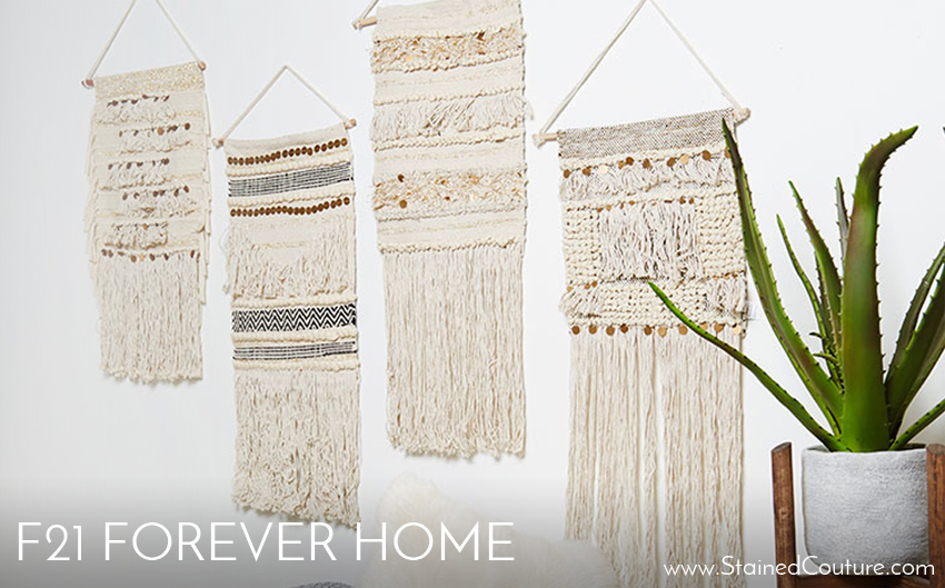 Forever 21 Forever Home collection