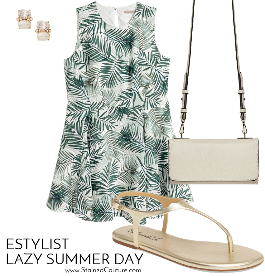 eStylist lazy summer day