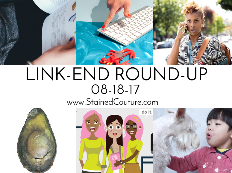 Link-End Round-Up August 18, 2017