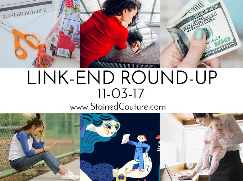 Link-End Round-Up November 3, 2017