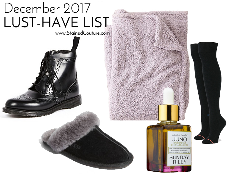 Lust-Have List December 2017