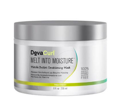 Devacurl Melt Into Moisture mask
