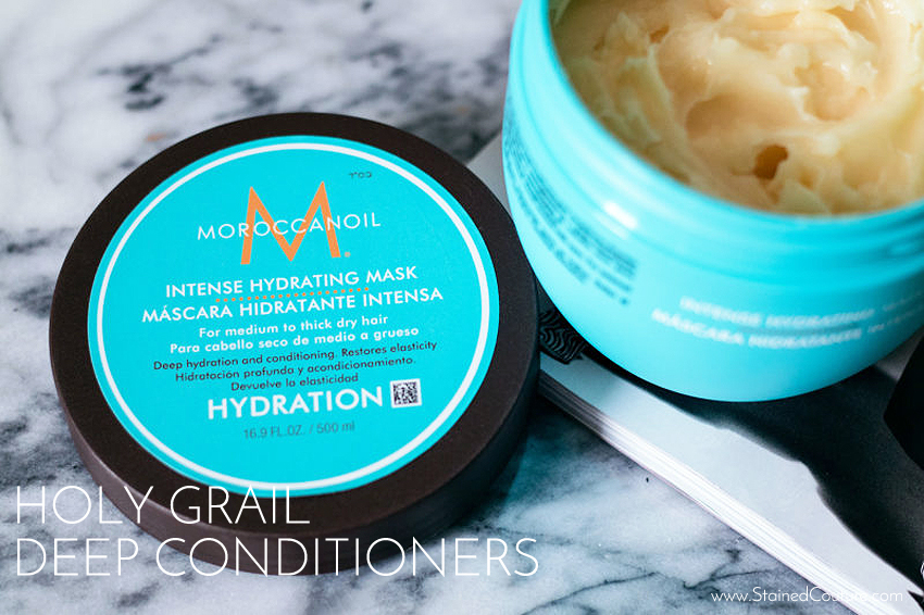 Holy Grail Deep Conditioners Stained Couture
