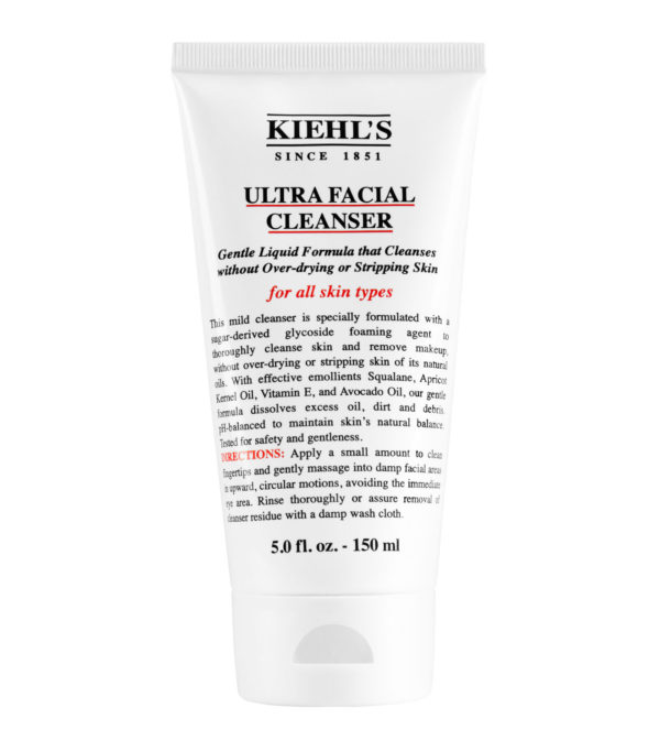 MULTIPLE FACE WASHES | Kiehl's Ultra Facial Cleanser