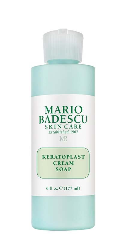 MULTIPLE FACE WASHES | Mario Badescu Keratoplast Cream Soap