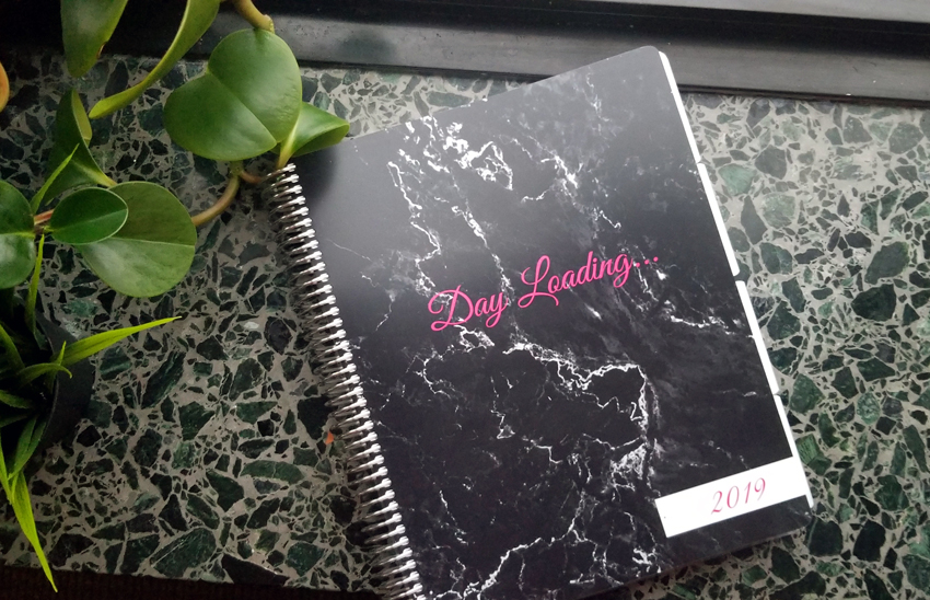Customize Your Planner 2019 | STAINED COUTURE Final Results