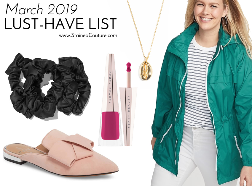 LUST-HAVE LIST: March 2019 | STAINED COUTURE