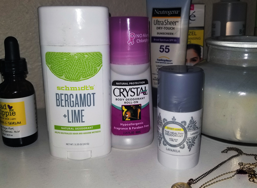 Tips for Natural Wearing Natural Deodorant | STAINED COUTURE
