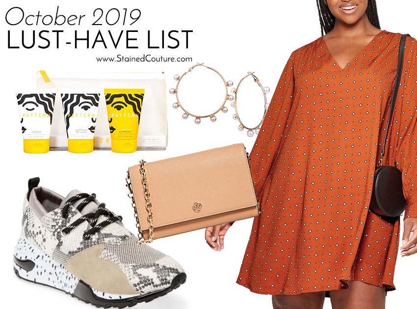 LUST-HAVE LIST: October 2019