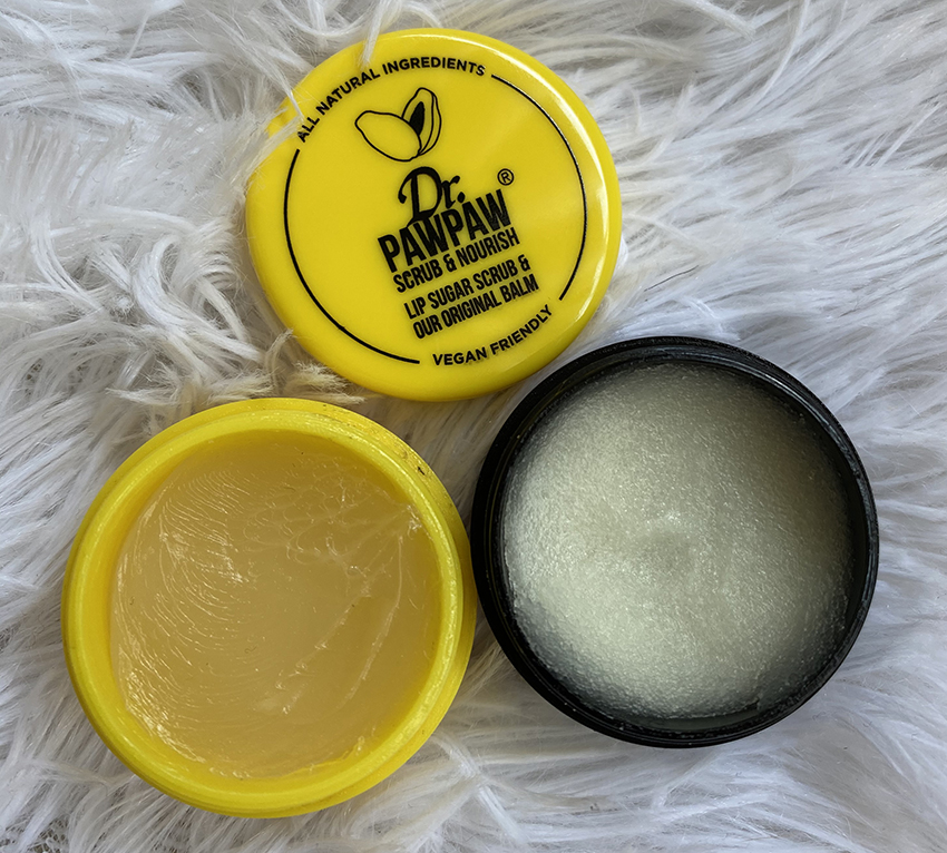 IOTW: Dr PawPaw Lip Scrub and Lip Balm | STAINED COUTURE
