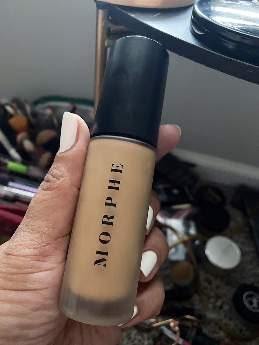 ITEM OF THE WEEL: Morphe Filter Effect Foundation | STAINED COUTURE