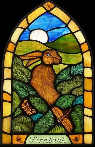 Fern Hare Moon Logo