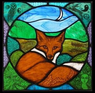Merlin The Fox artwork