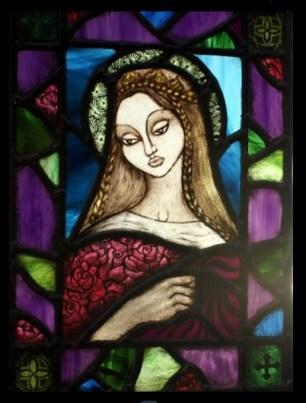 St Elizabeth of Hungary panel