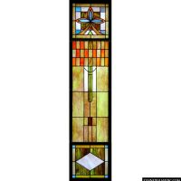 Art Deco Stained Glass - About Stained Glass