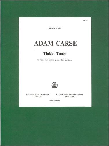 Carse, Adam: Tinkle Tunes