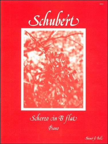 Schubert, Franz: Scherzo In B Flat, D.593