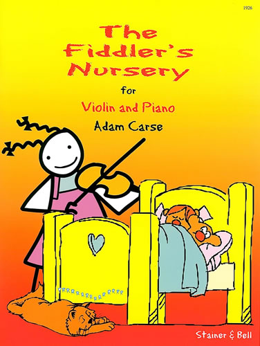 Carse, Adam: Fiddler's Nursery: Violin Part And Piano Part
