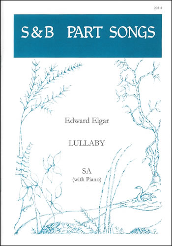 Elgar, Edward: Lullaby. (In Hammersbach). Op. 27, No. 3