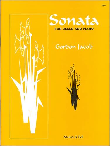 Jacob, Gordon: Sonata For Cello And Piano
