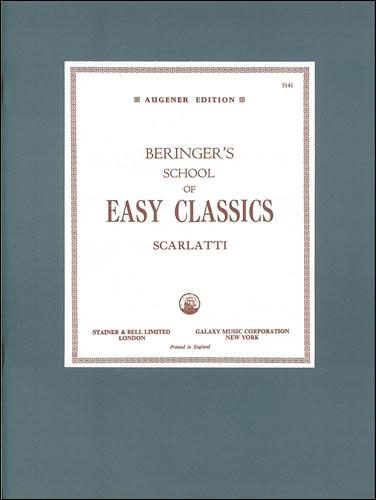 Scarlatti, Domenico: Easy Pieces From The Sonatas