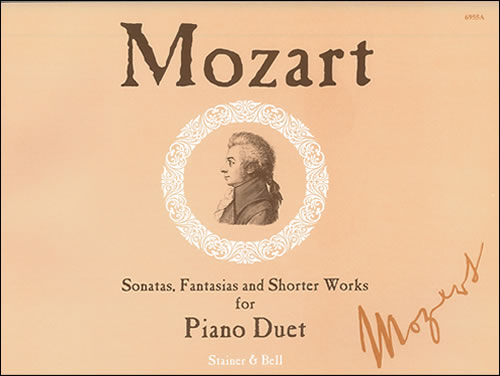 Mozart, Wolfgang Amadeus: Sonatas, Fantasias And Shorter Works For Piano Duet