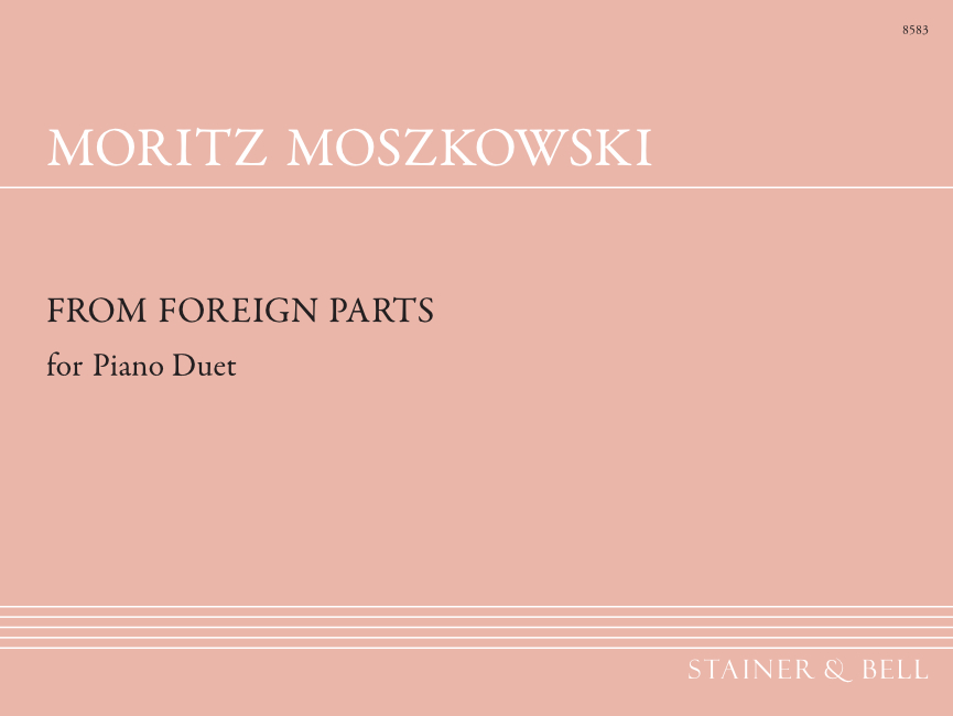Moszkowski, Moritz: From Foreign Parts, Op. 23