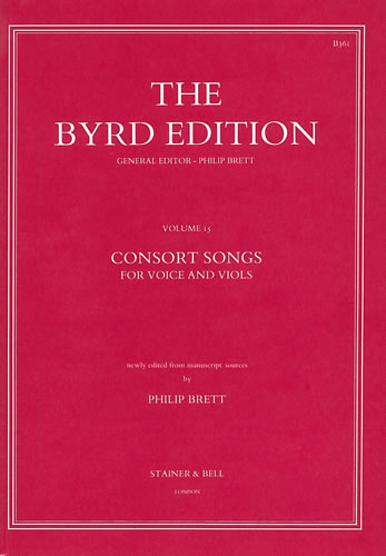 Consort Songs For Voice & Viols
