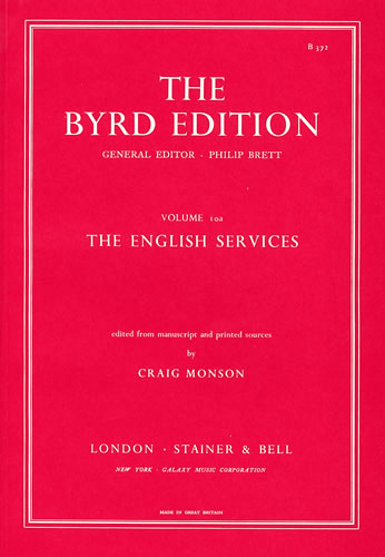 The English Services