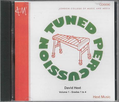 Percussion Syllabus: Tuned Percussion CD (Grades 1 – 4)