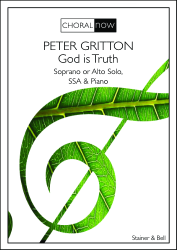 Gritton, Peter: God Is Truth