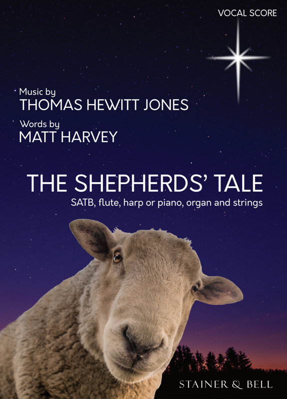Hewitt Jones, Thomas: The Shepherds' Tale. Vocal Score