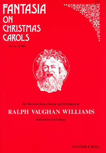 Vaughan Williams, Ralph: Fantasia On Christmas Carols. Vocal Score