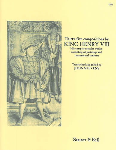 Henry VIII: Thirty-five Compositions