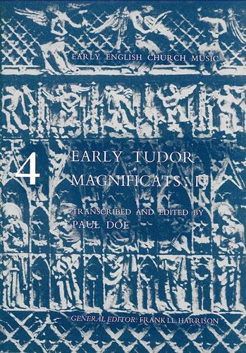 Early Tudor Magnificats: I