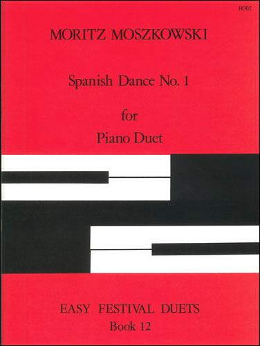 Moszkowski, Moritz: Spanish Dance, Op. 21, No. 1