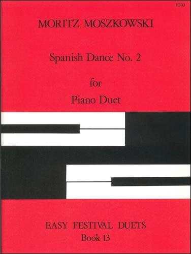 Moszkowski, Moritz: Spanish Dance, Op. 21, No. 2