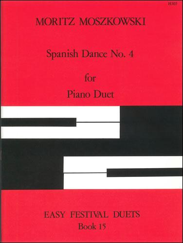 Moszkowski, Moritz: Spanish Dance, Op. 21, No. 4