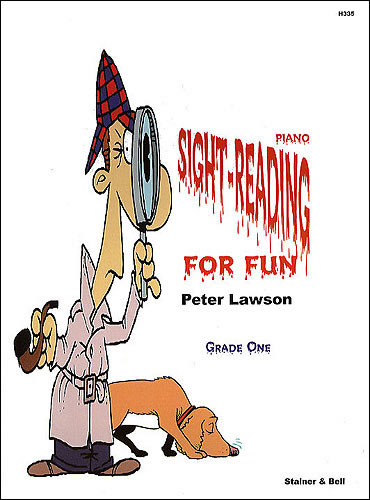Lawson, Peter: Sight-Reading For Fun. Grade 1