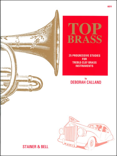 Calland, Deborah: Top Brass