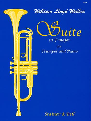 Lloyd Webber, William: Suite In F For Trumpet & Piano