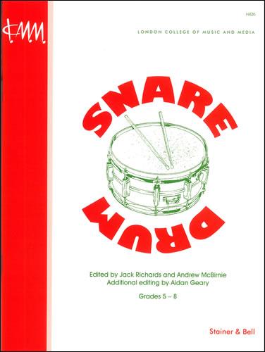 Percussion Syllabus: Snare Drum (Grades 5 To 8)