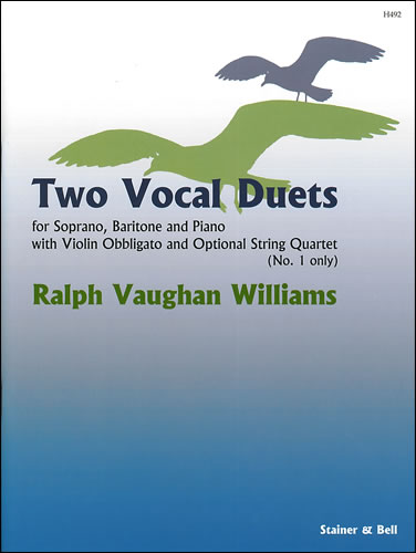 Vaughan Williams, Ralph: Two Vocal Duets