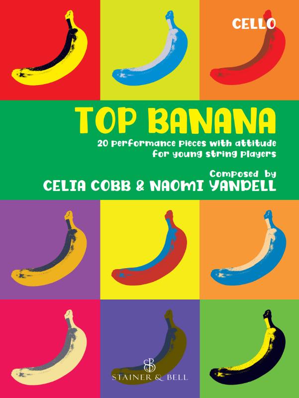 Top Banana: Cello Part
