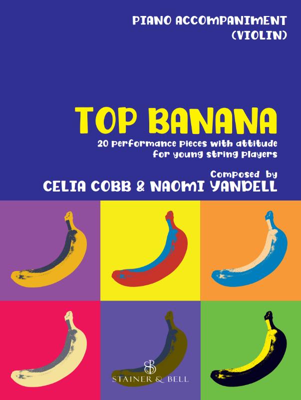 Top Banana:    Piano Part To Accompany Violin
