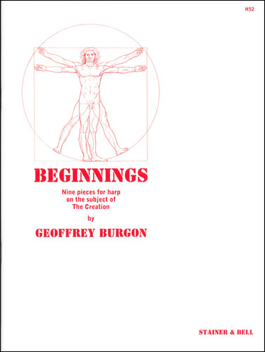Burgon, Geoffrey: Beginnings