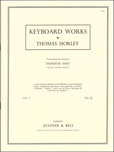 Morley, Thomas: Complete Keyboard Music. Book 2
